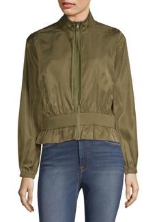 FRAME Utilitarian Cropped Jacket