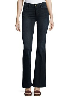 FRAME Wide-Flare Jeans