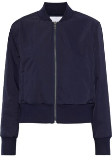 Frame Woman Shell Bomber Jacket Navy