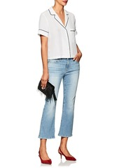 FRAME Women's Le Crop Mini Boot Jeans