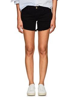 FRAME Women's Le Cut Off Denim Shorts