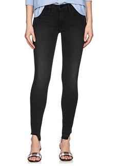 FRAME Women's Le Skinny De Jeanne Raw Jeans