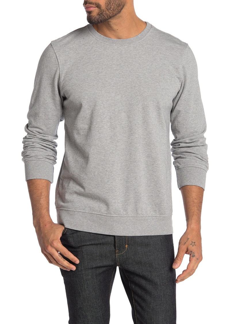FRAME French Terry Crew Neck Sweatshirt
