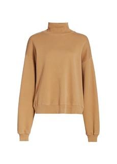 FRAME Funnelneck Sweatshirt