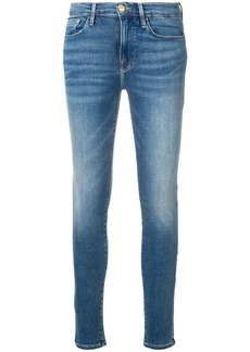 FRAME Garland low rise skinny jeans