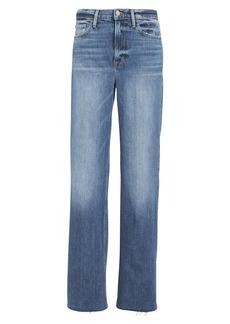 FRAME Heritage California Wide Leg Jeans