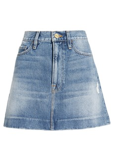 FRAME Kildare Mini Skirt