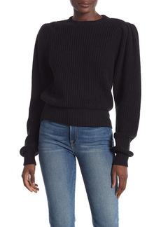 FRAME Knit Crew Neck Sweater