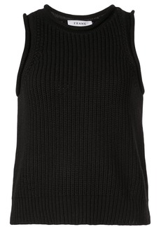 FRAME knitted tank top