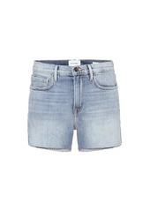 FRAME Le Brigette high-rise shorts