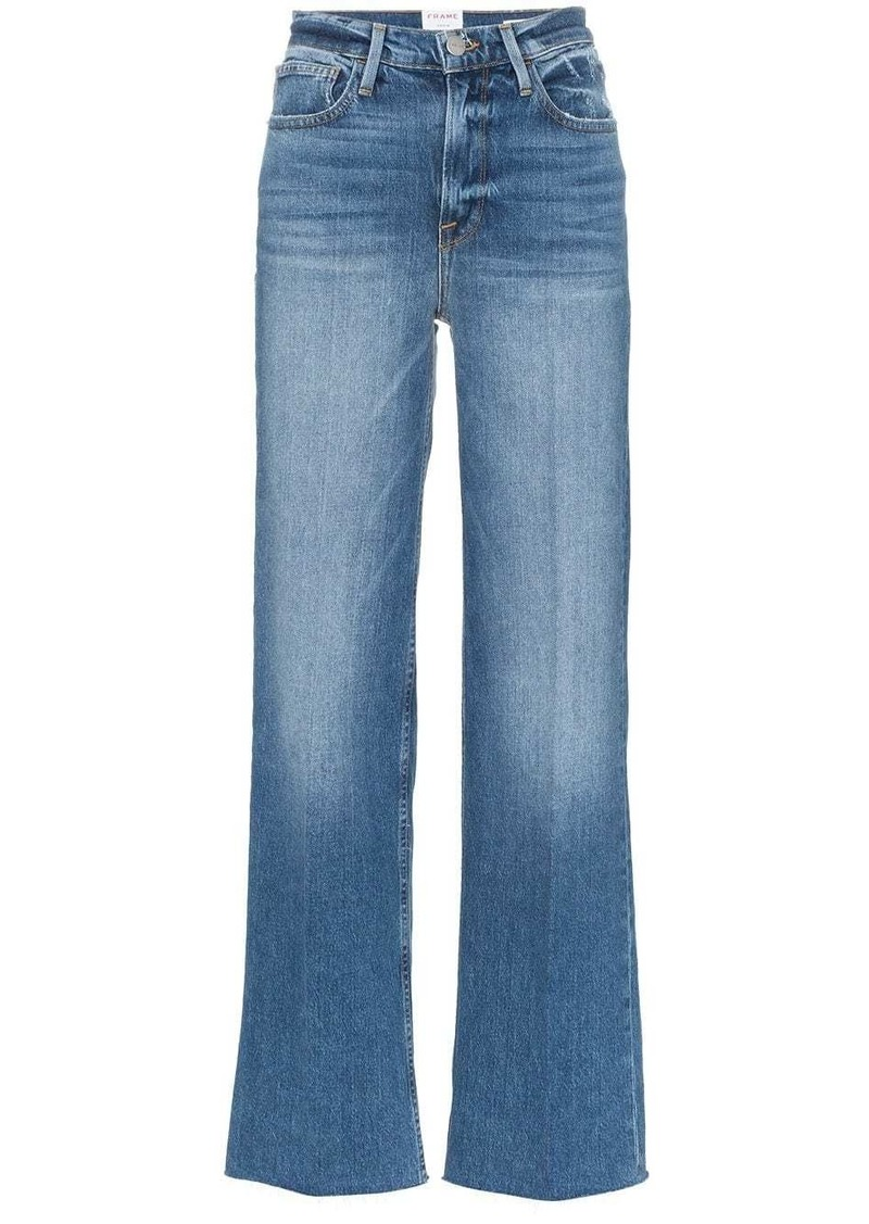 FRAME Le California raw Heritage jeans