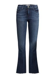 FRAME Le Crop Bell Flared Jeans