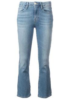 FRAME Le Crop Mini Squire jeans