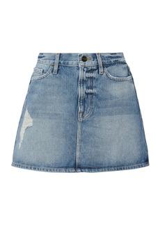 FRAME Le Deanville Wash Skirt