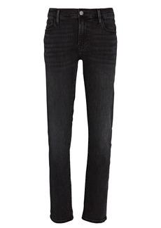 FRAME Le Garçon Straight-Leg Jeans