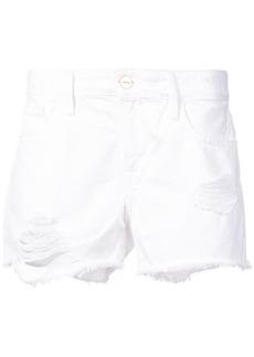 FRAME Le Grand Garcon shorts