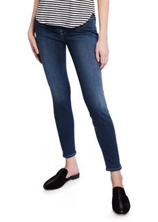 FRAME Le High Skinny Ankle Jeans
