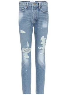 FRAME Le Original Skinny distressed jeans