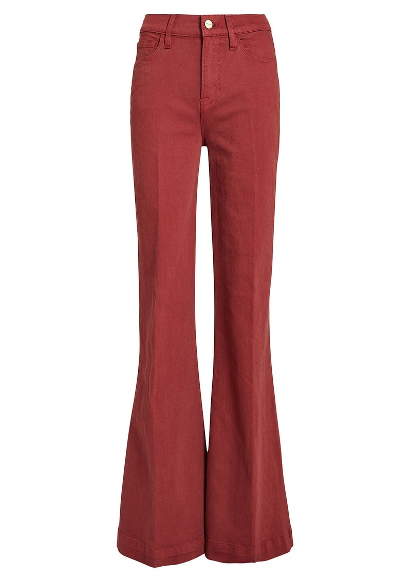 FRAME Le Palazzo Wide Leg Jeans