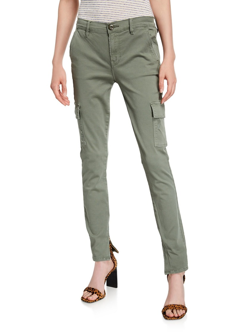 FRAME Le Service Cargo Skinny Pants