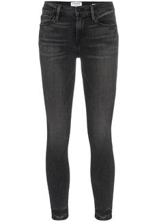 FRAME Le Skinny de Jeanne cropped jeans