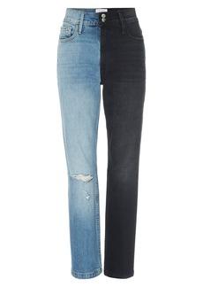 FRAME Le Syvlie Slender Straight Jeans