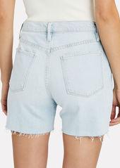 FRAME Le Tour Cut-Off Denim Shorts