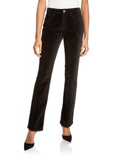FRAME Le Velveteen Mini Boot Jeans