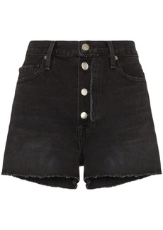 FRAME Le Vintage raw trim shorts