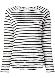 FRAME longsleeved striped jumper