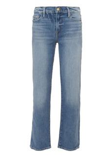 FRAME Nouveau Straight Leg Jeans