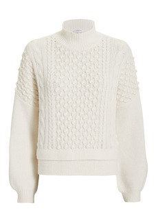 FRAME Nubby Ivory Sweater