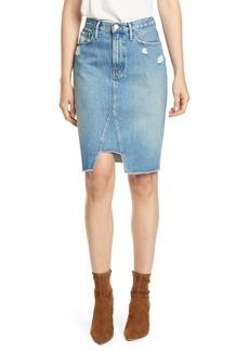 FRAME Pencil Skirt