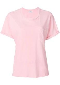 FRAME pocket detail T-shirt