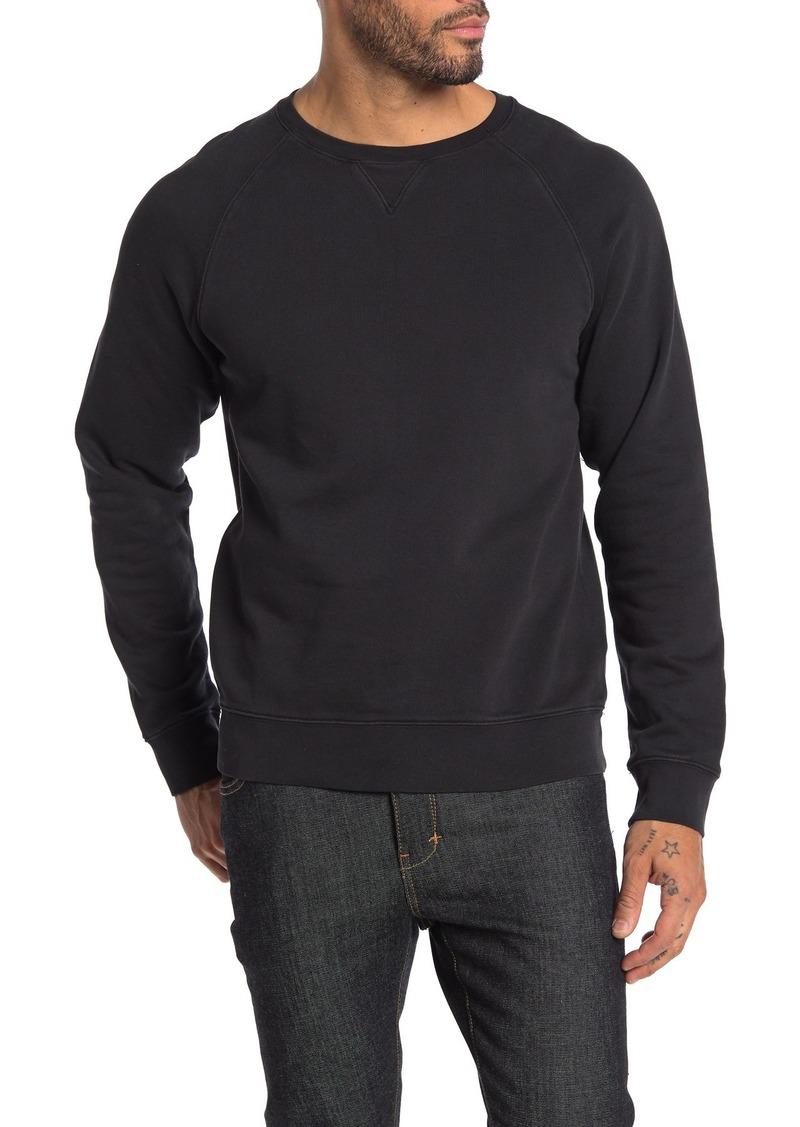 FRAME Raglan Crew Neck Sweatshirt