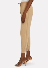 FRAME Recycled Cashmere Lounge Joggers
