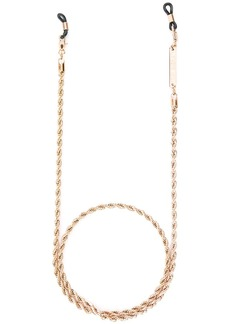 FRAME rose gold-plated roller chain