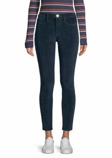 FRAME Le High Skinny Corduroy Pants