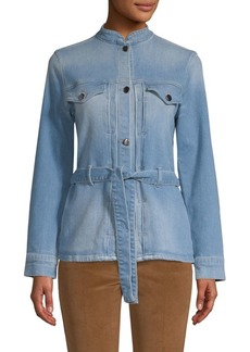 FRAME Slender Denim Jacket