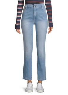 FRAME Ashton Slender Denim Trousers