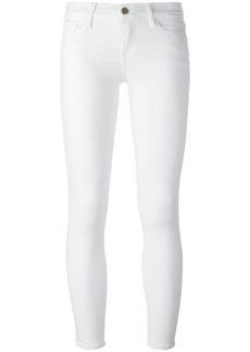 FRAME slim fit pants