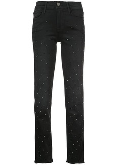 FRAME slim-fit trousers