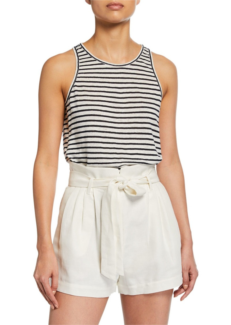 FRAME Striped Army Tank