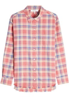 FRAME True Plaid Shirt