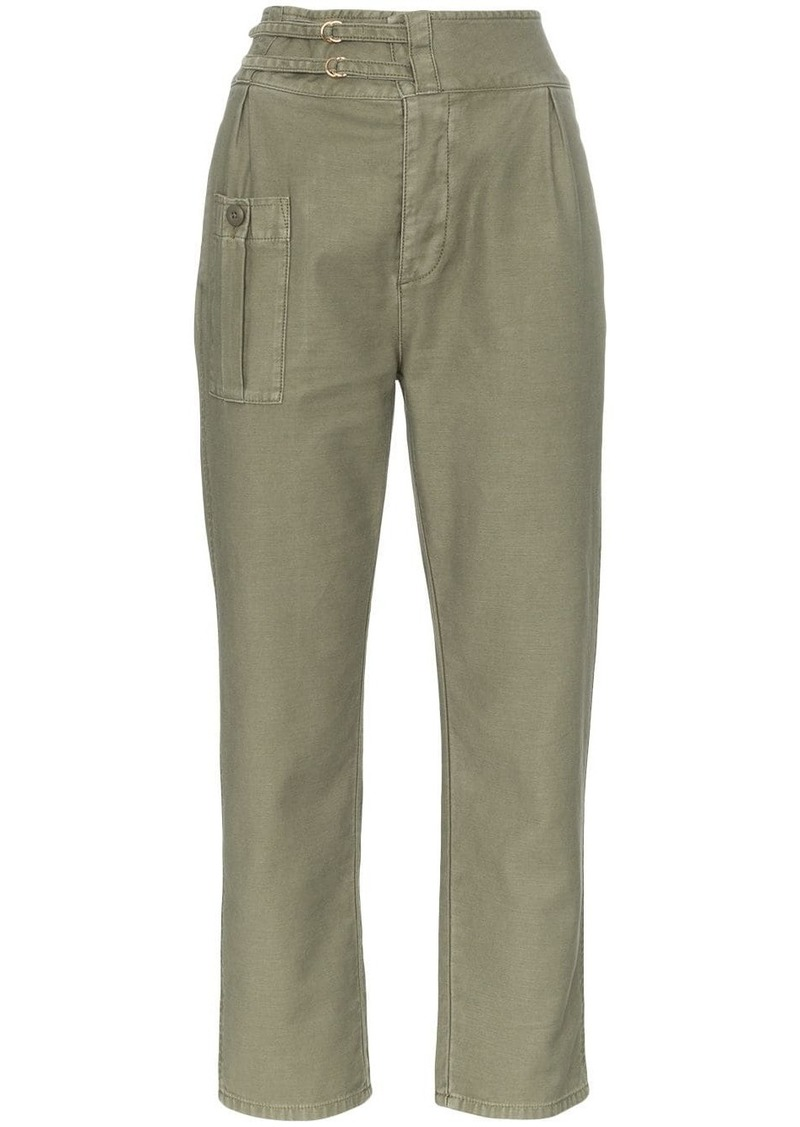FRAME utility service cargo trousers