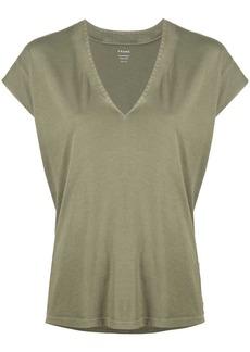 FRAME v-neck blouse