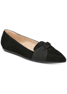 Franco Sarto Adrianni Pointed-Toe Slip-On Flats Women's Shoes
