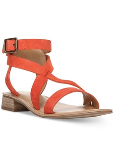 Franco Sarto Alora Flat Strappy Sandals Women's Shoes