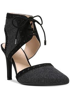 Franco Sarto Amoretta Ankle-Tie Pumps Women's Shoes