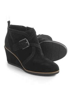 Franco Sarto Arielle Boots - Suede, Wedge Heel (For Women)